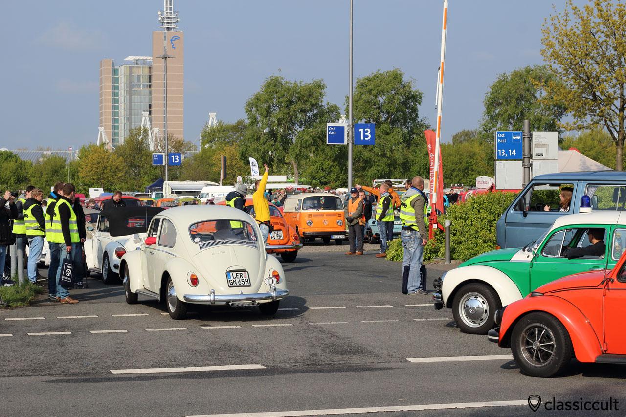 1965 VW Beetle from Leer (LER)