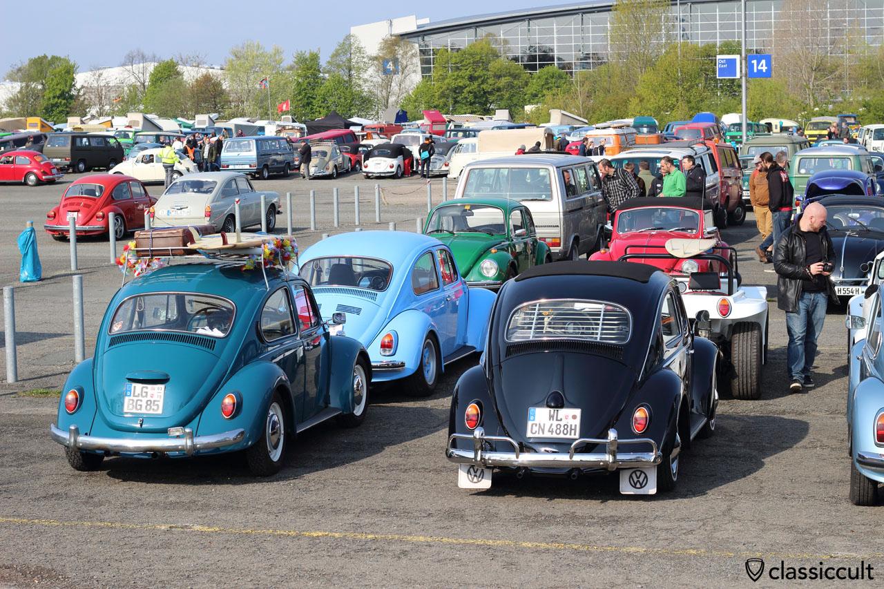 MKT visitor car park