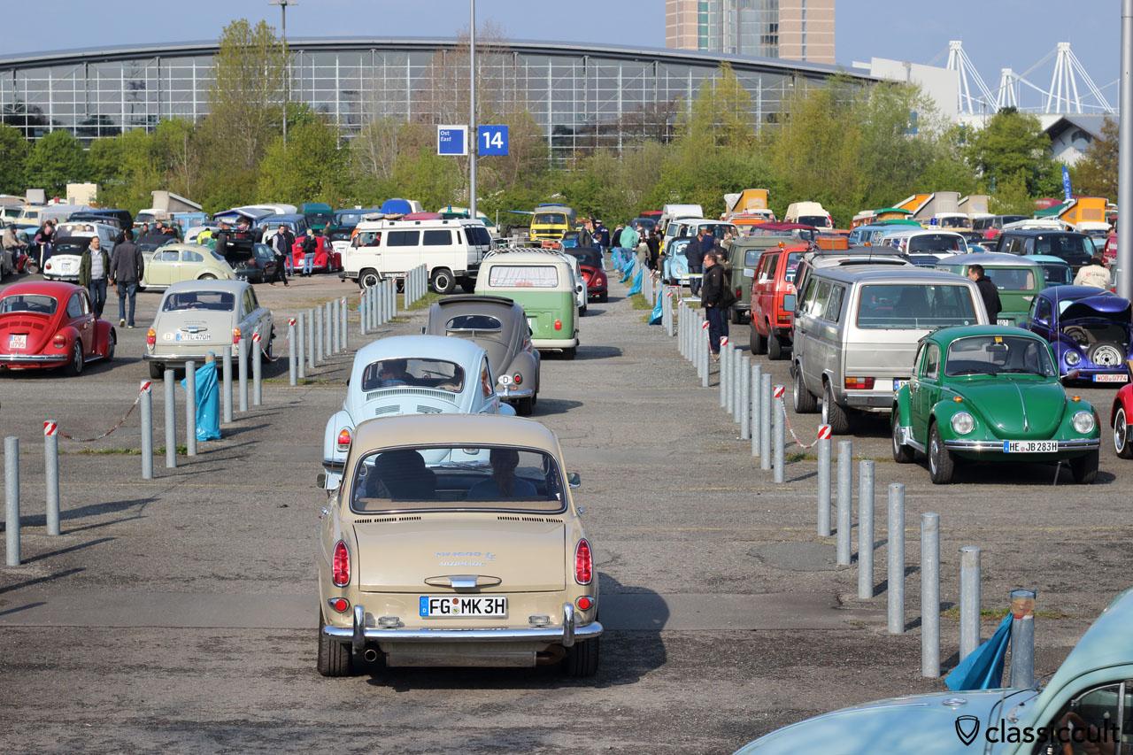 VW 1600 LE AUTOMATIC