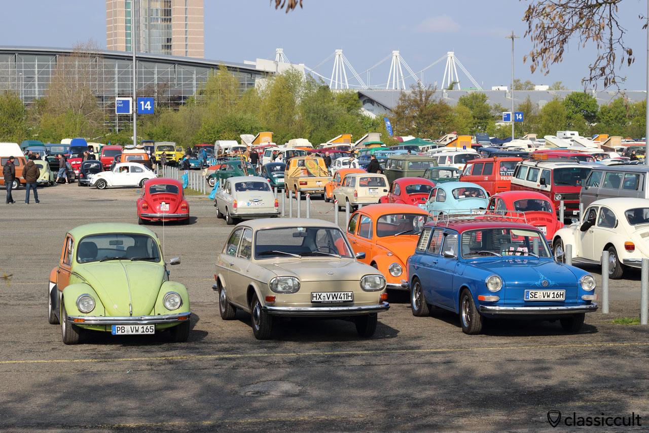 VW 411 Nasenbär