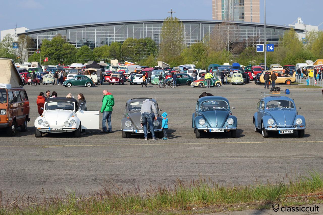 VW fans from Hameln-Pyrmont (HM)