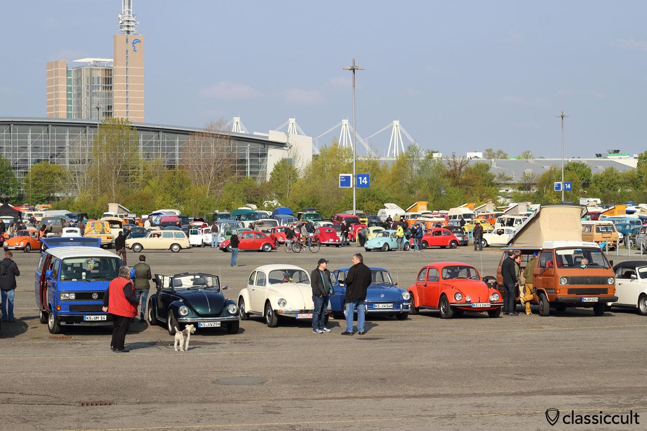 VW fans from Kassel (KS)