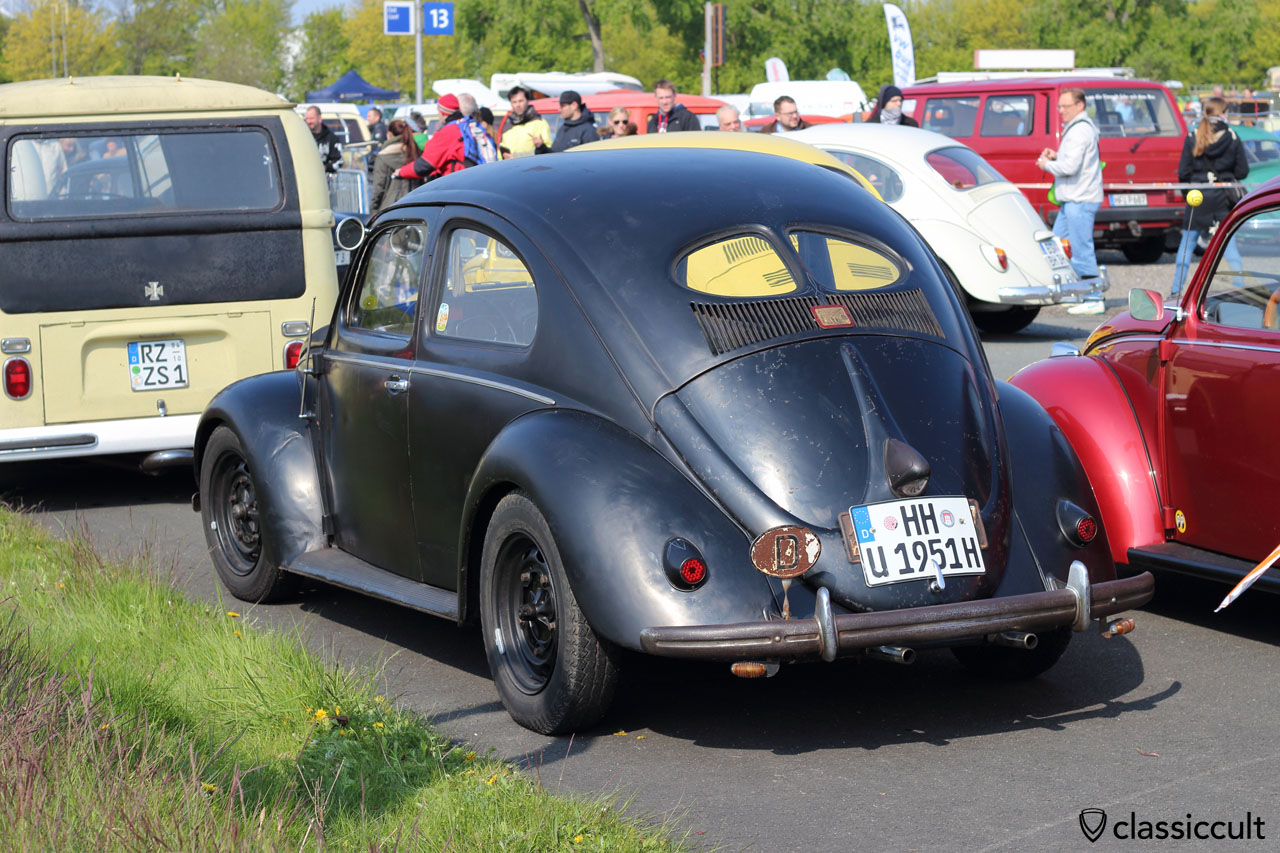 1951 VW Split Bug