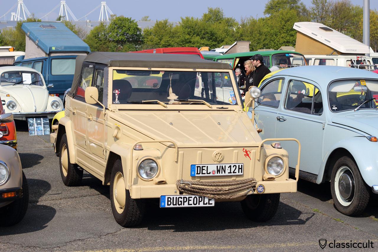 VW 181 Bugpeople