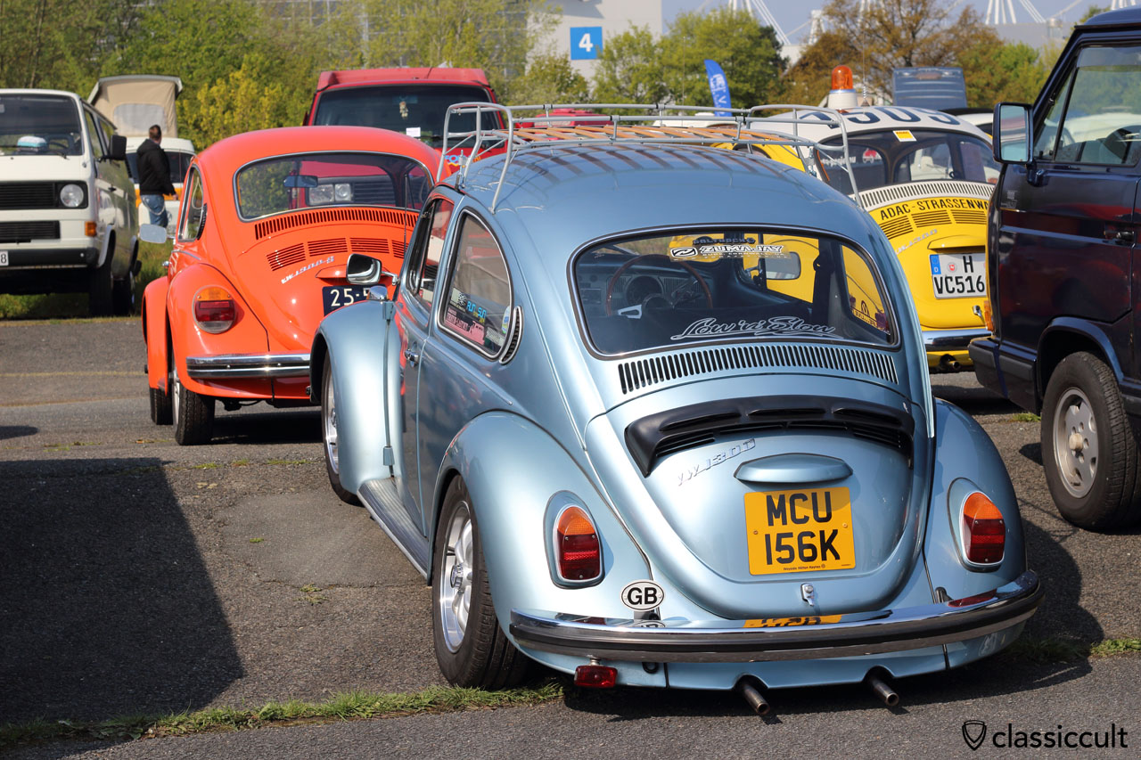 Low n Slow VW 1300 from Great Britain