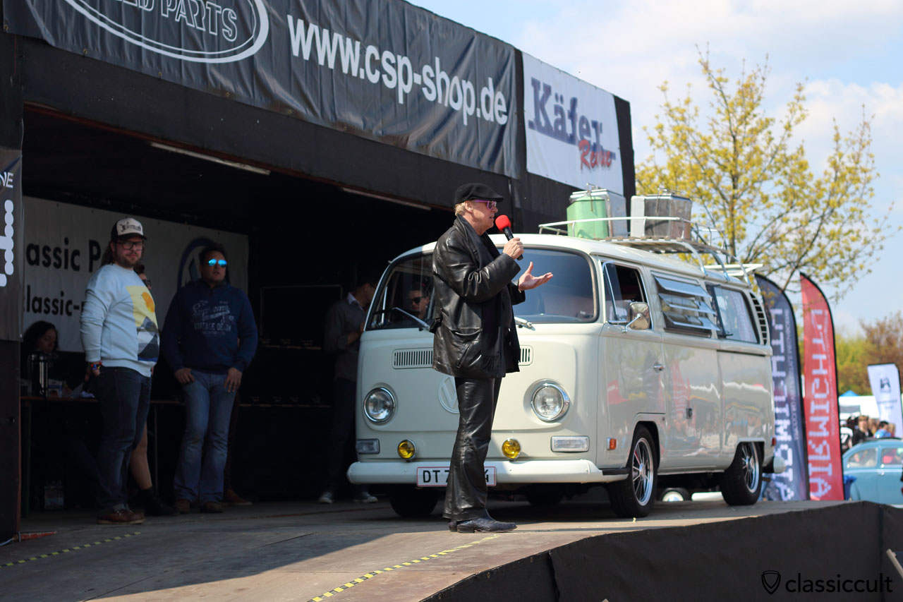 T2a Tin Top Westy, Show and Shine
