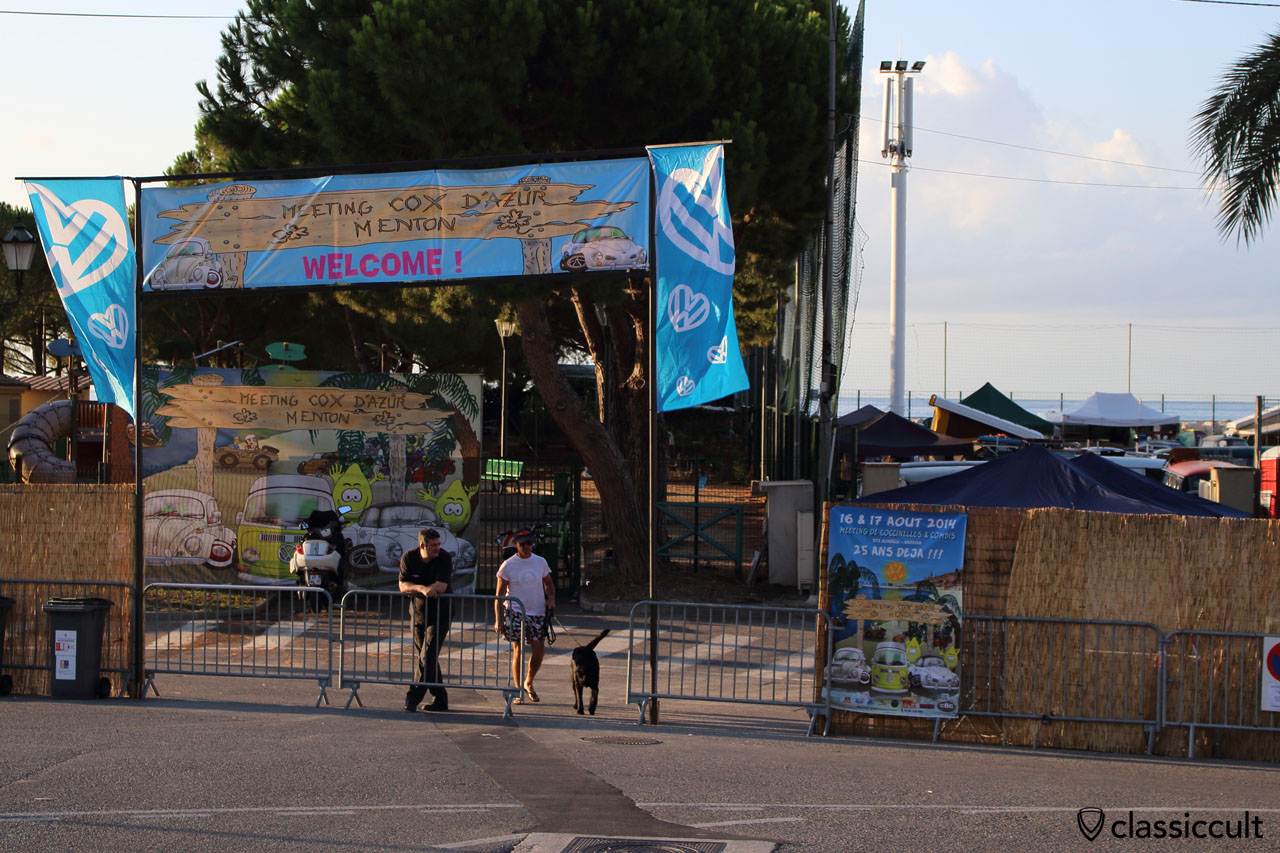 Meeting cox d'Azur Menton, Saturday 16th August 2014