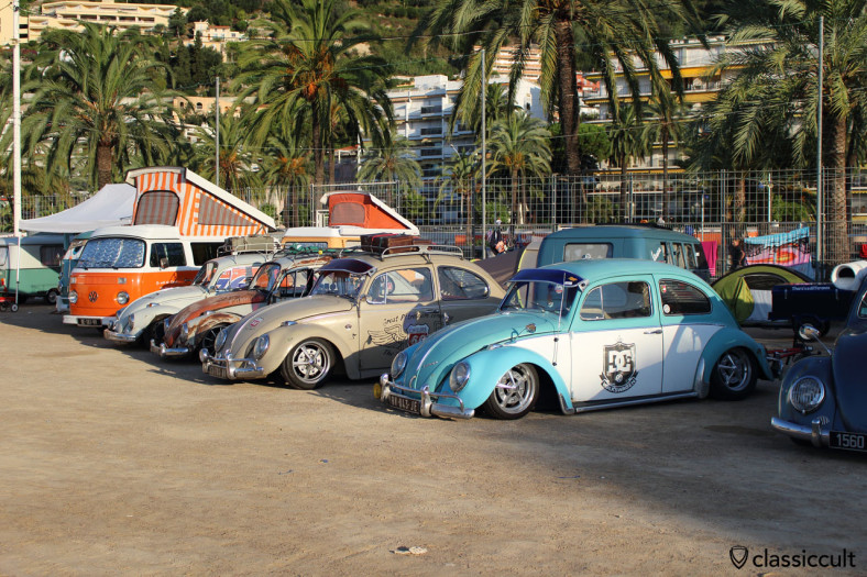 Menton VW Meeting 2014