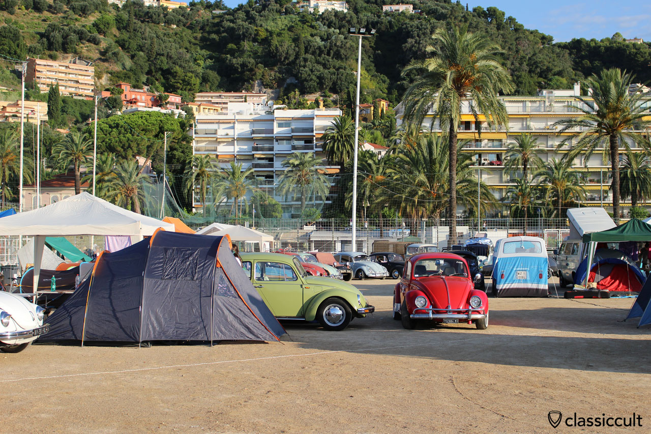 Cox d'Azur Meeting VW Camping
