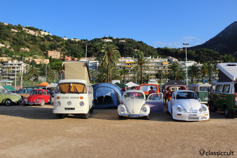 Cox d'Azur 2014 Meeting Camping