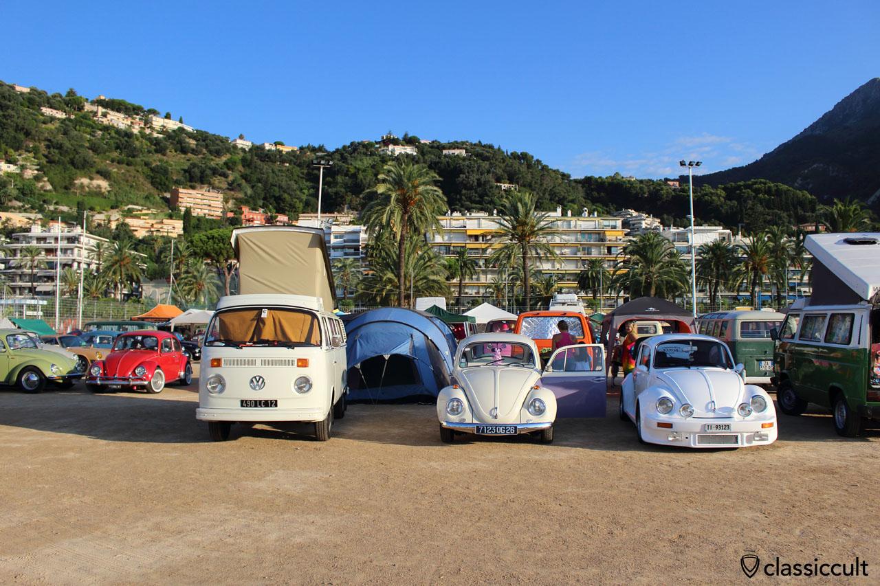 Cox d'Azur 2014 Meeting Camping