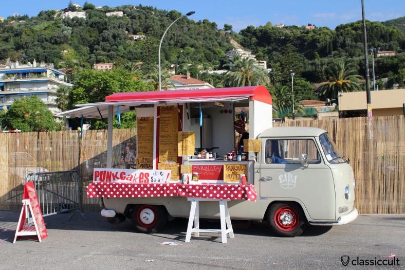 Pancake VW T2 Bus