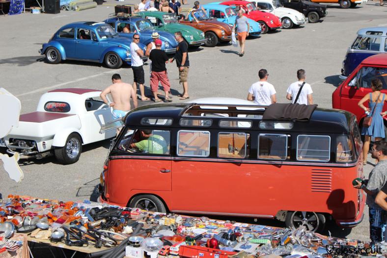 T1 Samba Menton VW Show 2014