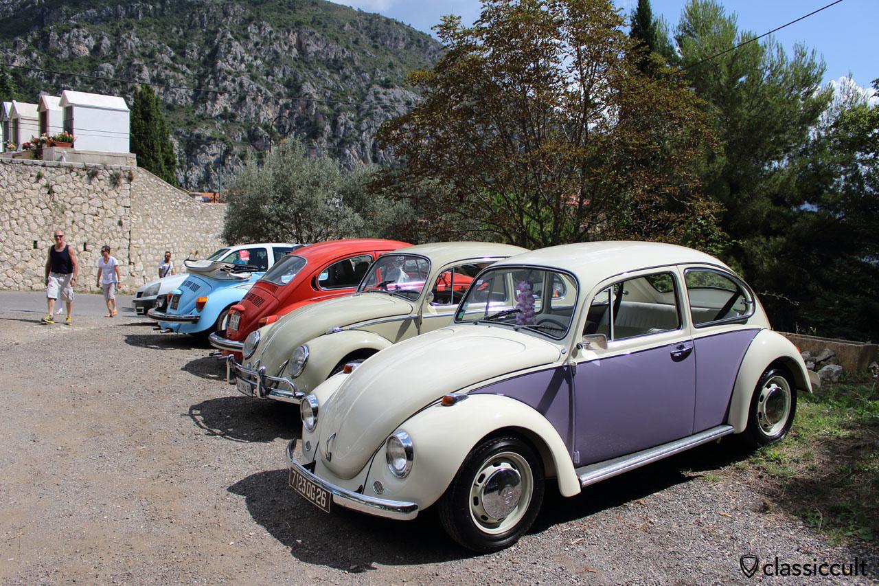 Menton VW Meeting 2014 Gorbio