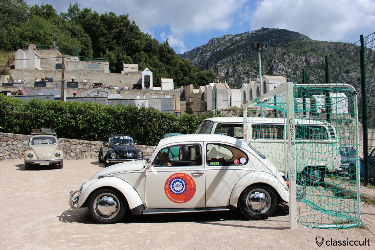 Maggiolino Käfer Club Italia advertisement VW Beetle, maggiolino.it