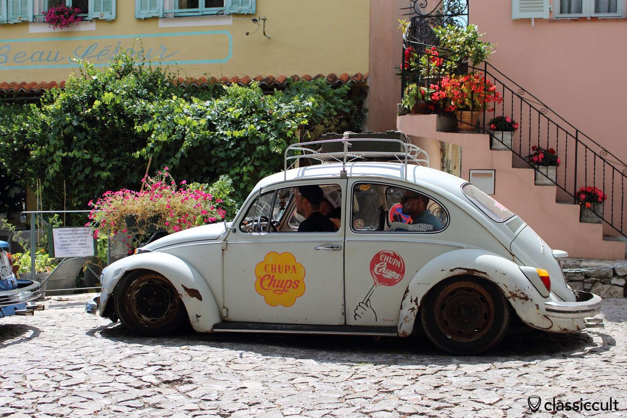 Chupa Chups VW Beetle