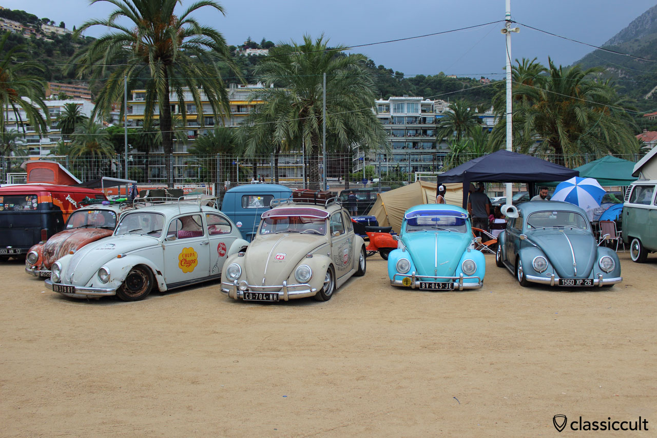 VW Coccinelles Menton 2014