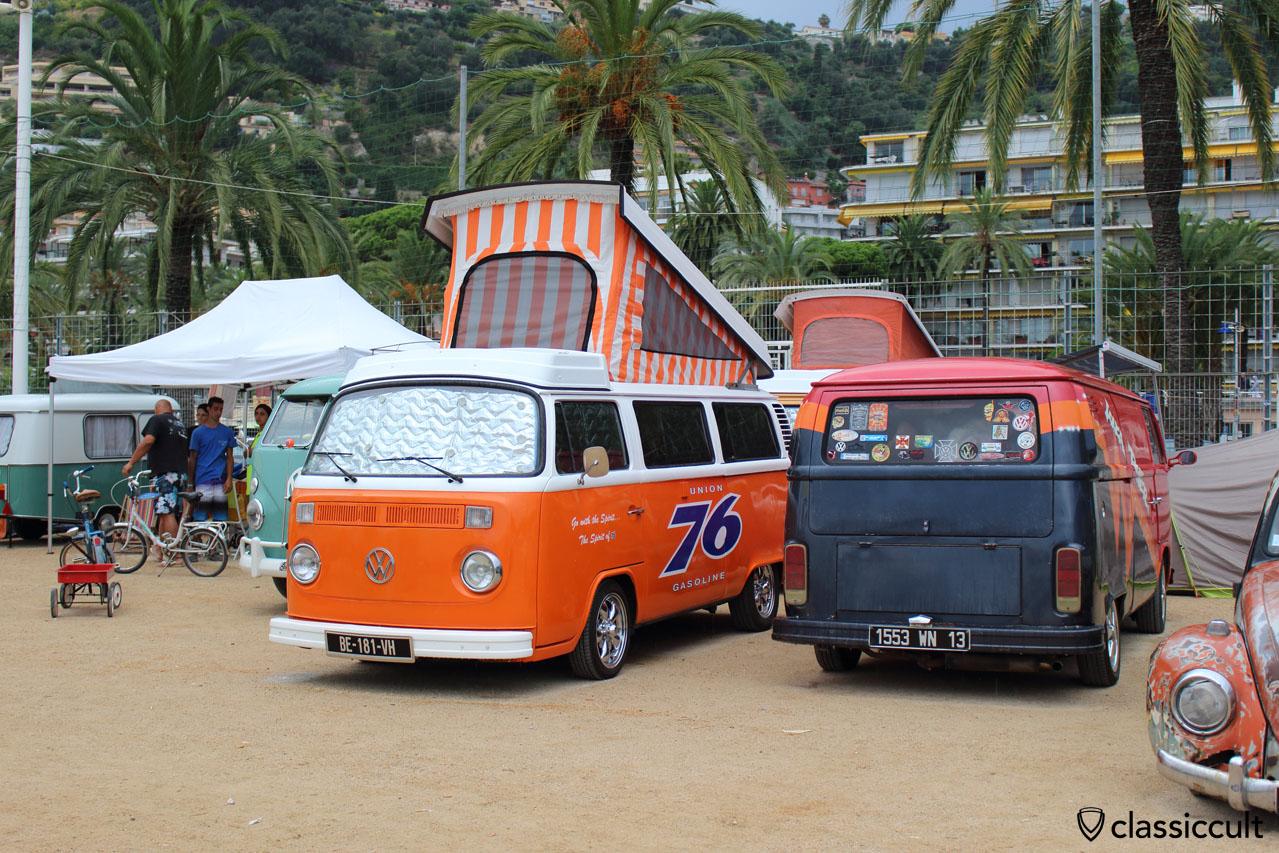 T2b Camper Bus 76