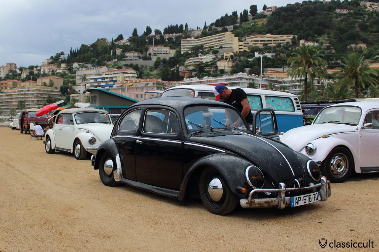slammed VW Cox