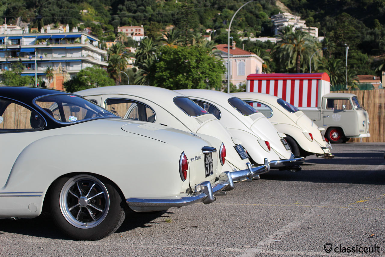 Menton Volkswagen Show 2014