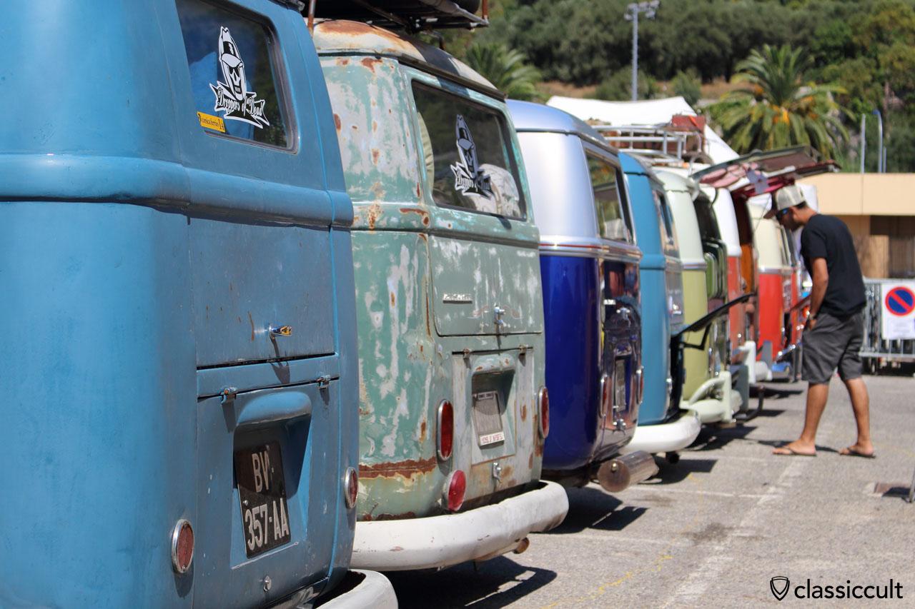 T1 Bus rear side