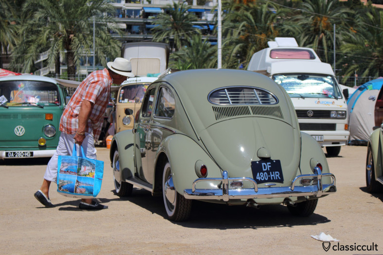 Menton VW Meeting 2014 Cox d'Azur Club Show