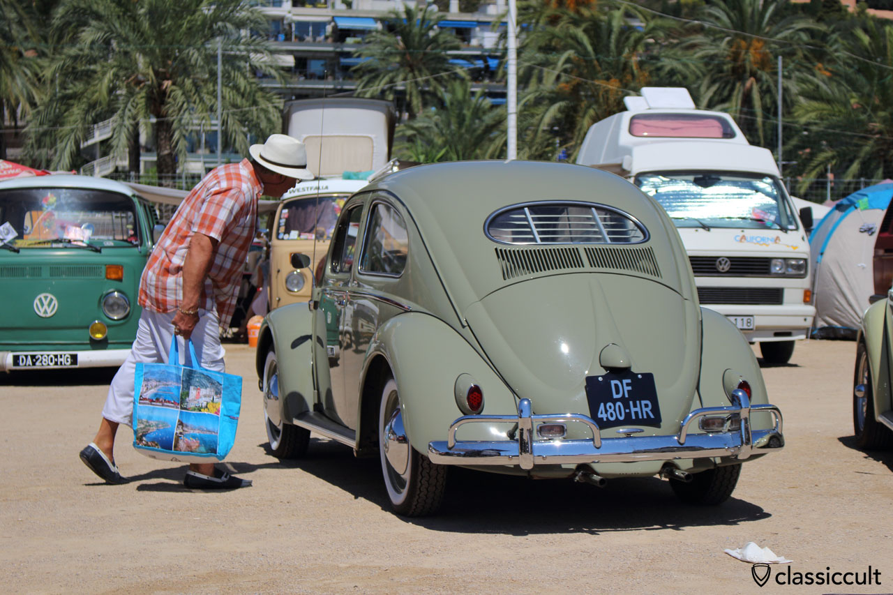 Menton VW Meeting 2014 Cox d'Azur Club Show