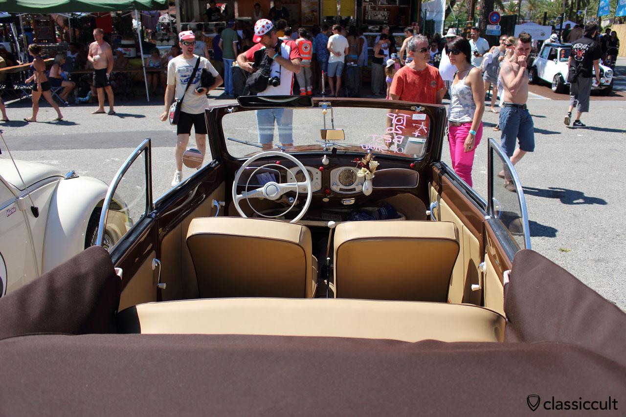 vw split cabrio