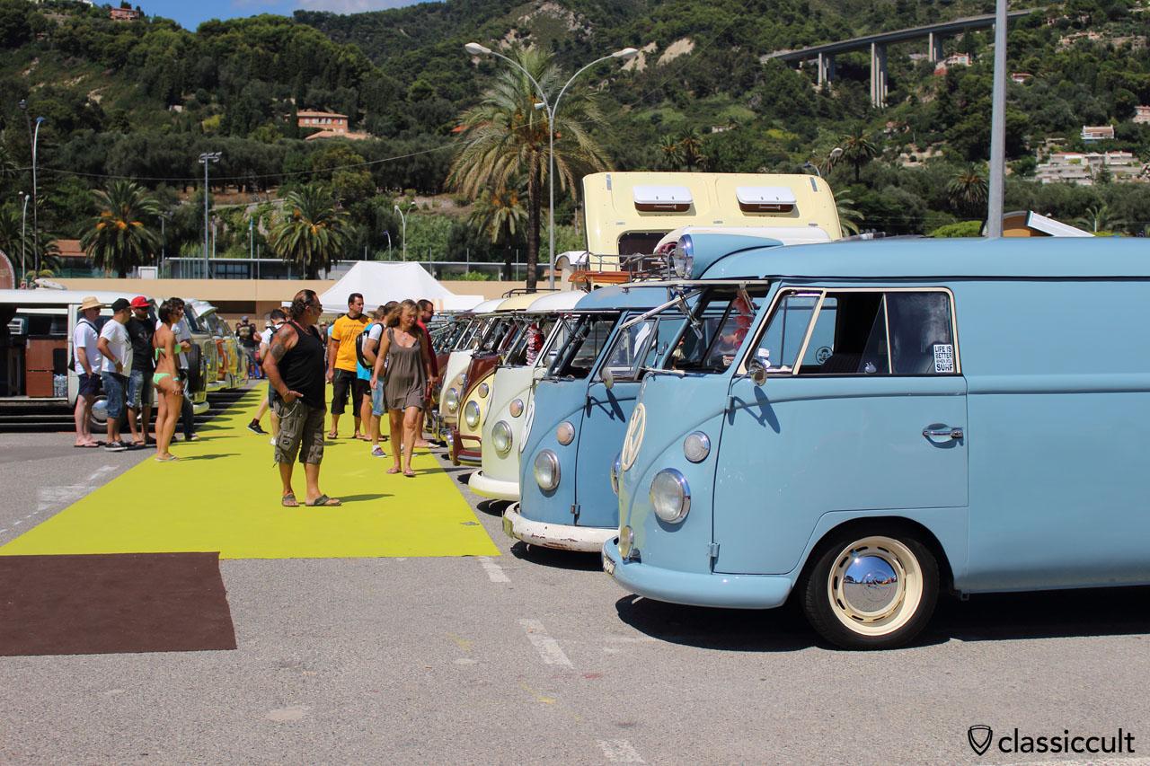 Menton VW Meeting 2014