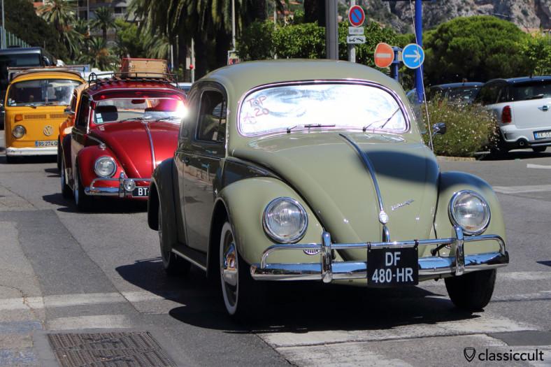 VW Parade Cox d'Azur
