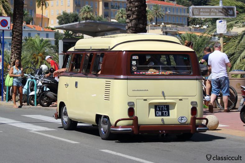 1957 VW Camper
