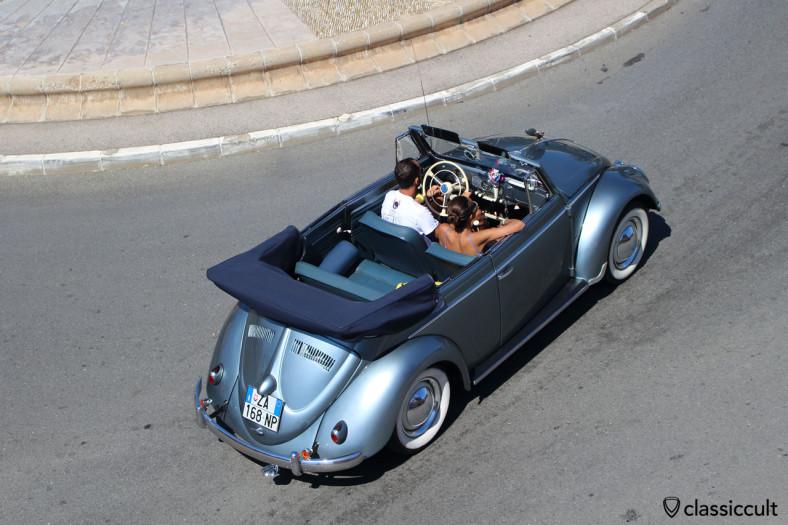 Oval Vert Menton VW Meeting 2014