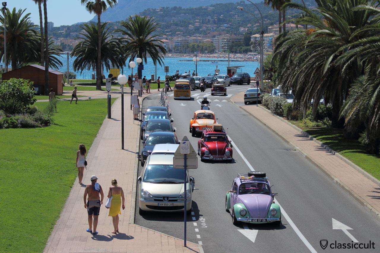 Parade cox d'Azur Menton 2014
