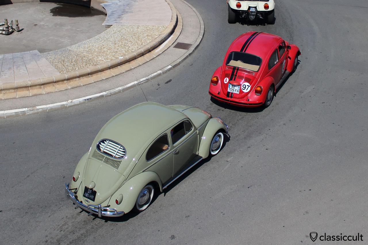VW Oval Rear