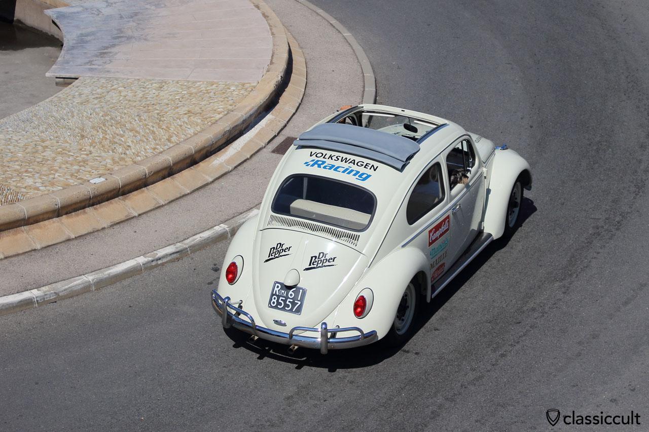 Volkswagen Race Ragtop Bug