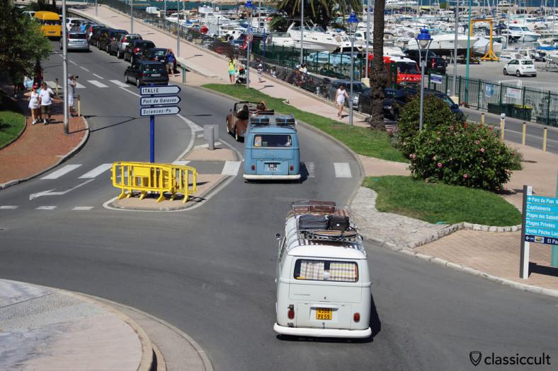 VW Parade MENTON  2014