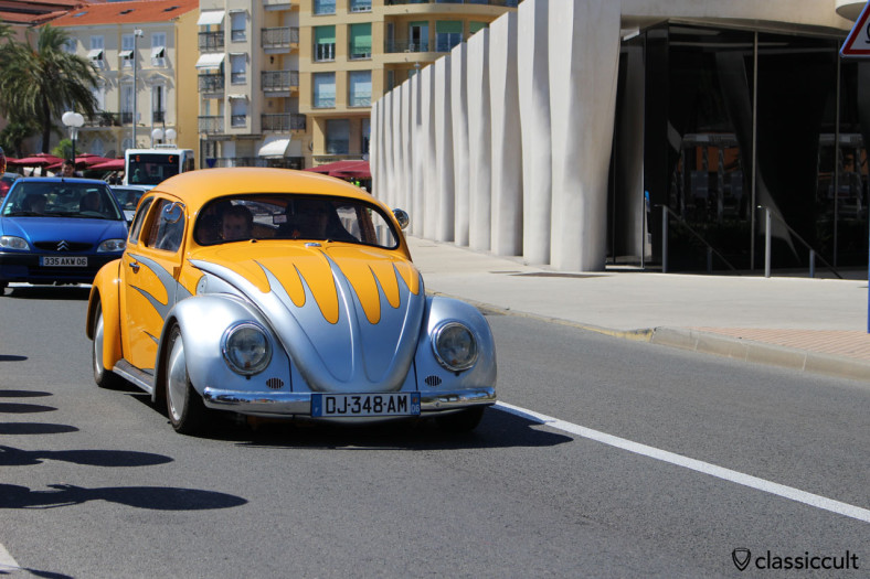 chopped vw bug