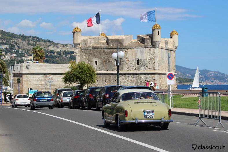 Cox d'Azur Menton