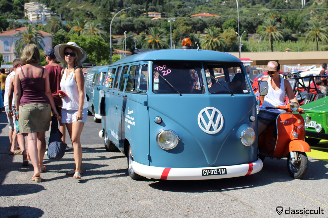 Cox d'Azur Show and Shine 2014