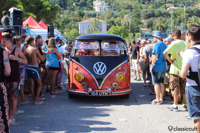 Show and Shine Award Menton VW Show 2014