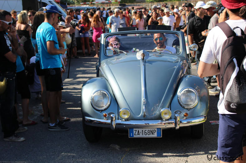Show and Shine Award Menton VW Meeting 2014