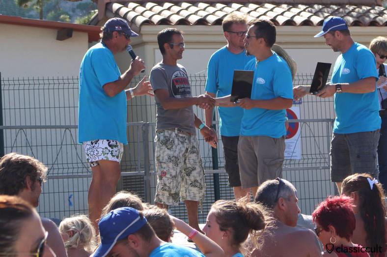 Show & Shine Award Cox d'Azur 2014
