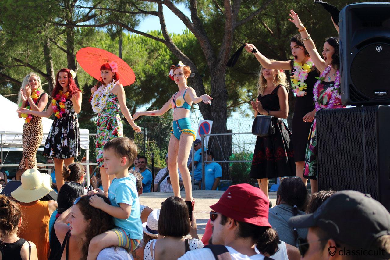 Pin up Show Cox d'Azur 2014