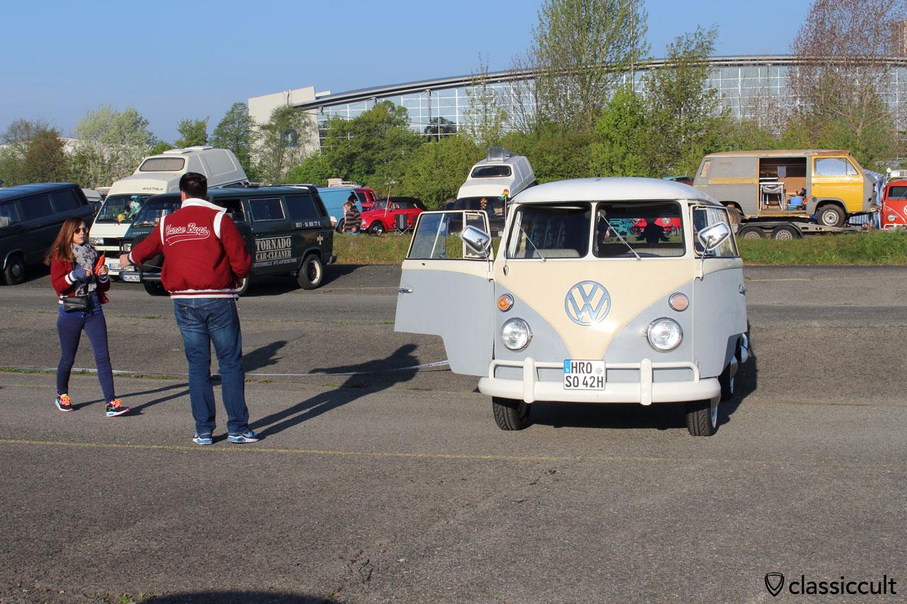 "Hanse Bugs am ""Platz sichern"", MKT 2015"