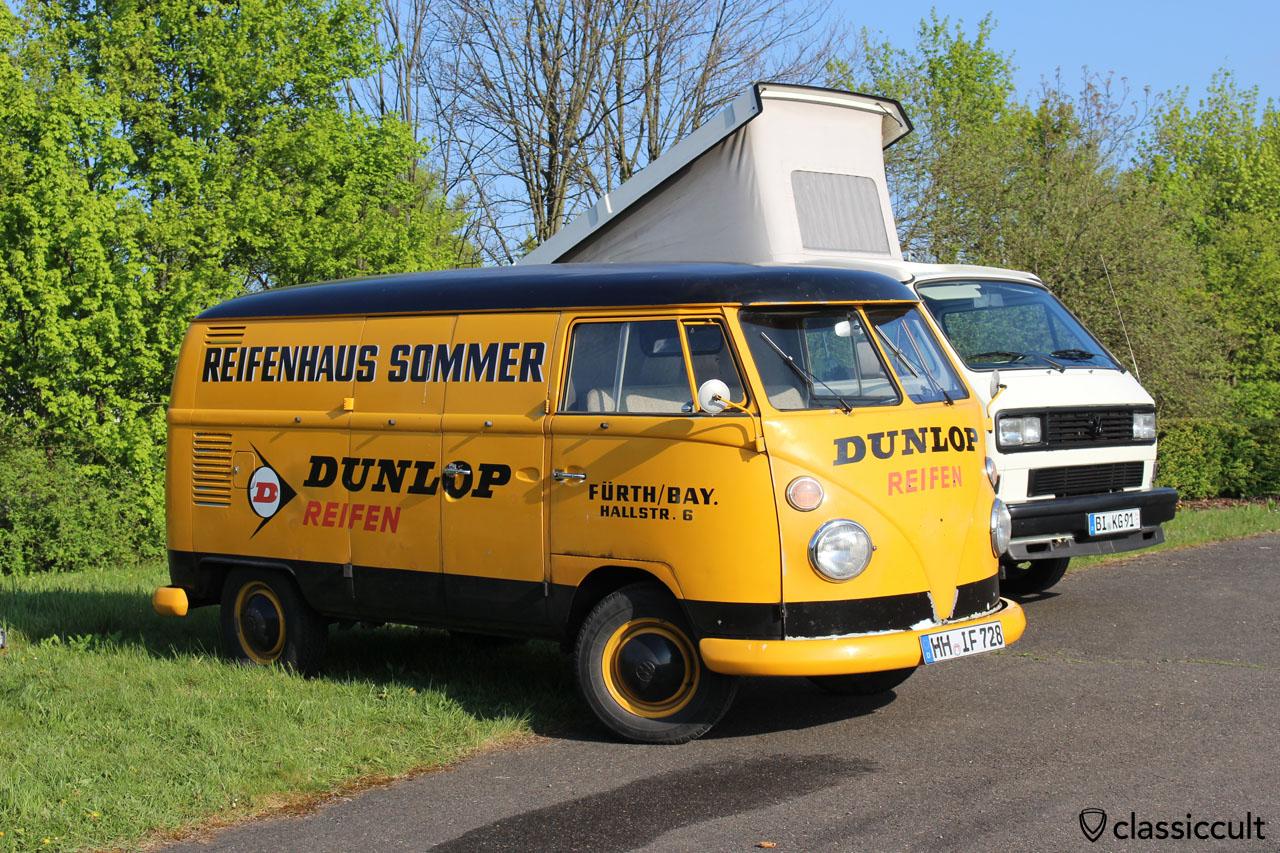 DUNLOP Reifen T1 Bus, Reifenhaus Sommer Fürth
