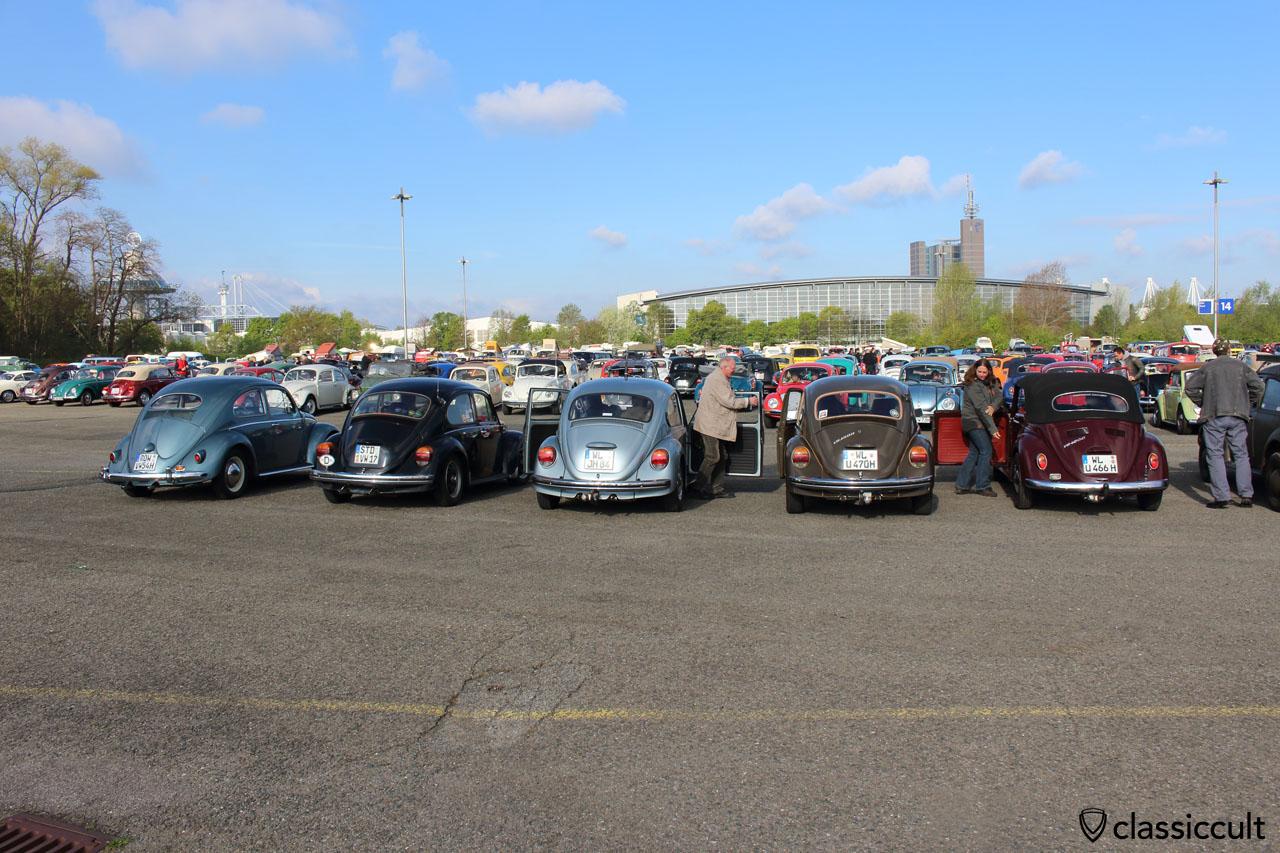 MKT Parkplatz
