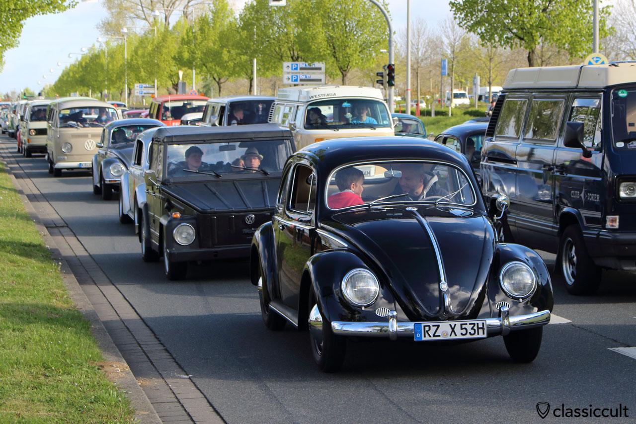 1953 VW Ovali