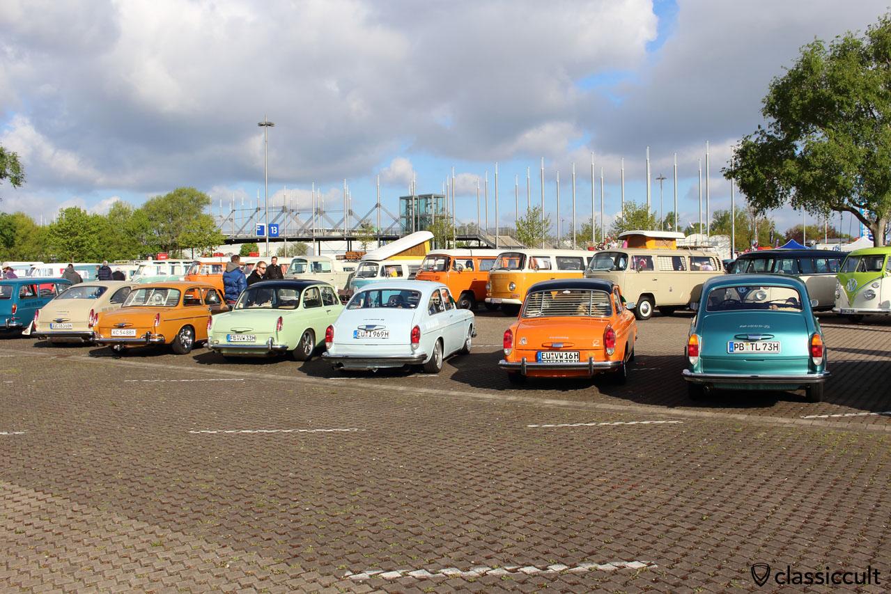 Die VW Typ 3 Liebhaber