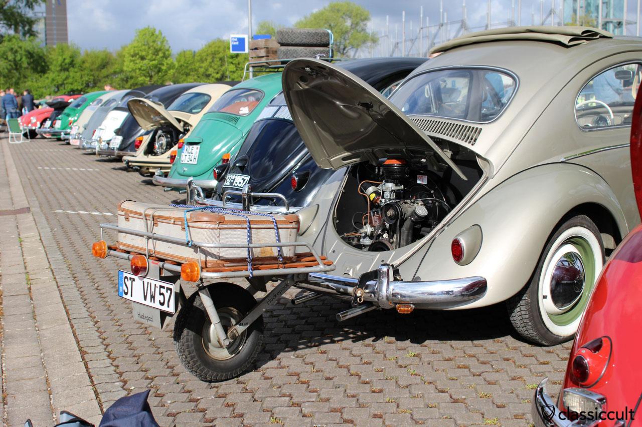 VW Käfer Einradanhänger