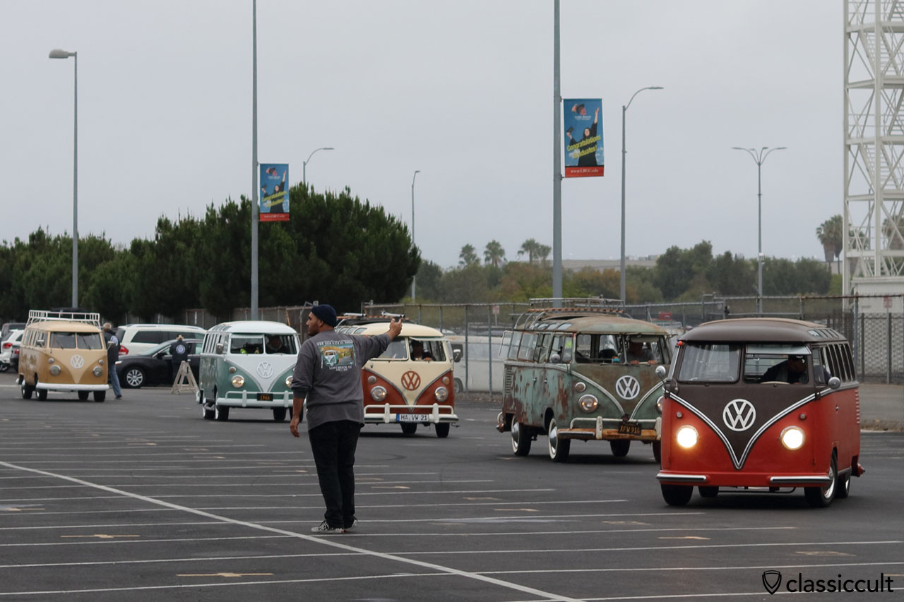 OCTO VW Bus Show 2016, 6:57 a.m.